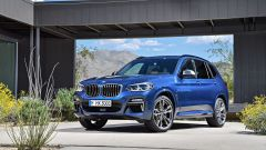 Nuova BMW X3: 4,71 metri di SUV per il Salone di Francoforte - Immagine: 3