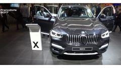 Nuova BMW X3: 4,71 metri di SUV per il Salone di Francoforte - Immagine: 1
