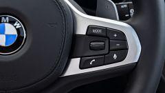 Nuova BMW X3 2017:  volante