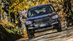 BMW X3 2018: design atletico, comfort e tanta tecnologia - Immagine: 1