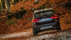 BMW X3 2018: design atletico, comfort e tanta tecnologia - Immagine: 5