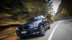 BMW X3 2018: design atletico, comfort e tanta tecnologia - Immagine: 8