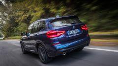 BMW X3 2018: design atletico, comfort e tanta tecnologia - Immagine: 9