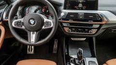 BMW X3 2018: design atletico, comfort e tanta tecnologia - Immagine: 16