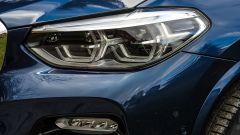 BMW X3 2018: design atletico, comfort e tanta tecnologia - Immagine: 17