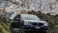 BMW X3 2018: design atletico, comfort e tanta tecnologia - Immagine: 19