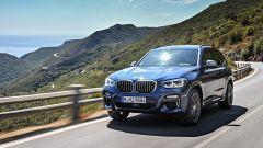 Nuova BMW X3 2017: nuove foto e prezzi per l'Italia