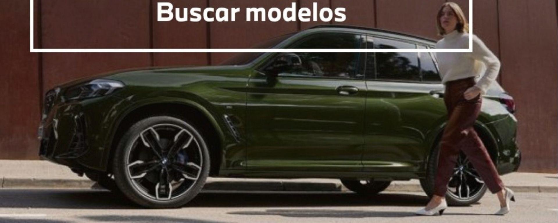 Nuova BMW X3, prima foto ufficiale