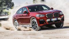 Nuova BMW X4 2019: la prova su strada. Ecco come cambia - Immagine: 2