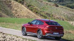 Nuova BMW X4 2019: la prova su strada. Ecco come cambia - Immagine: 9