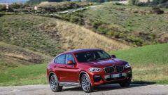 Nuova BMW X4 2019: la prova su strada. Ecco come cambia - Immagine: 1