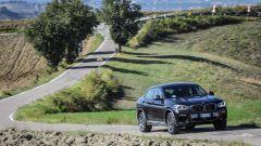 Nuova BMW X4 2019: la prova su strada. Ecco come cambia - Immagine: 13