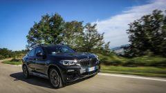 Nuova BMW X4 2019: la prova su strada. Ecco come cambia - Immagine: 16