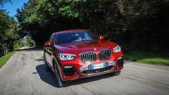 Nuova BMW X4 2019: la prova su strada. Ecco come cambia - Immagine: 12