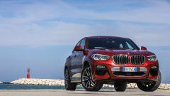 Nuova BMW X4 2019: la prova su strada. Ecco come cambia - Immagine: 29