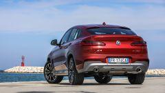 Nuova BMW X4 2019: la prova su strada. Ecco come cambia - Immagine: 30