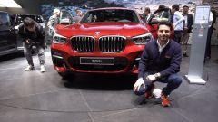 Nuova BMW X4: In video dal Salone di Ginevra 2018 - Immagine: 1