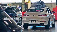 Nuova BMW X4 M 2019: le prime foto rubate online