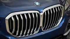 Nuova BMW X5 2018: il doppio rene è più grande