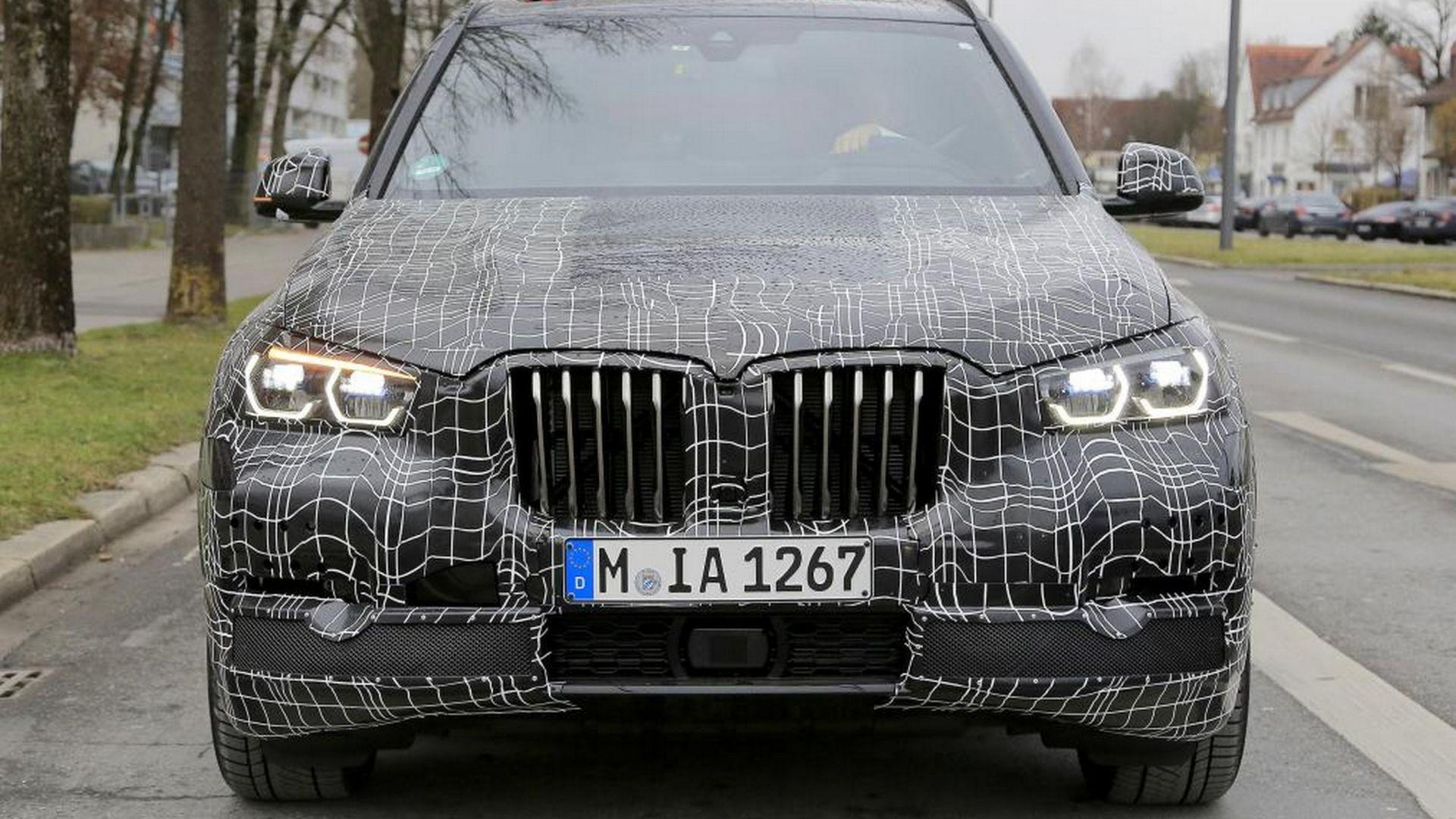 Nuova BMW X5 2018: niente facelift, ecco le immagini spia ...