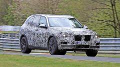 Nuova BMW X5: ecco le immagini spia - Immagine: 10