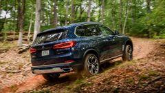 Nuova BMW X5 2018 prova offroad