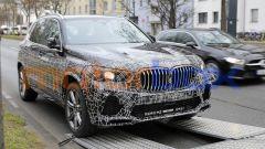 Nuova BMW X5 2021: il nuovo frontale
