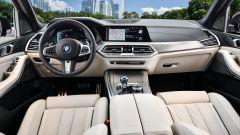 Nuova BMW X5 M50d, la supercar che ama le coccole - Immagine: 8