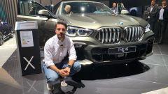 Nuova BMW X6, in video dal Salone di Francoforte 2019 - Immagine: 1