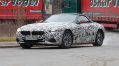 Nuova BMW Z4 2018: è sempre più vicina - Immagine: 1