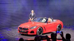 Nuova BMW Z4: in video dal Salone di Parigi 2018 - Immagine: 7