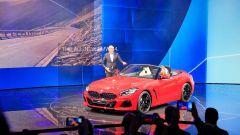 Nuova BMW Z4: in video dal Salone di Parigi 2018 - Immagine: 8