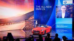Nuova BMW Z4: in video dal Salone di Parigi 2018 - Immagine: 9