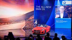 Nuova BMW Z4: in video dal Salone di Parigi 2018 - Immagine: 13