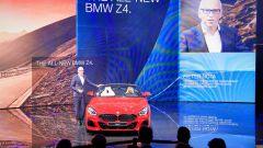 Nuova BMW Z4: in video dal Salone di Parigi 2018 - Immagine: 14