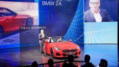 Nuova BMW Z4: in video dal Salone di Parigi 2018 - Immagine: 15