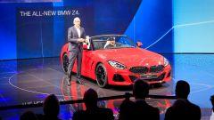 Nuova BMW Z4: in video dal Salone di Parigi 2018 - Immagine: 16