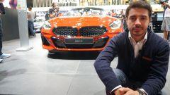 Nuova BMW Z4: in video dal Salone di Parigi 2018 - Immagine: 1