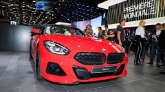 Nuova BMW Z4: in video dal Salone di Parigi 2018 - Immagine: 18