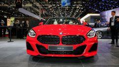 Nuova BMW Z4: in video dal Salone di Parigi 2018 - Immagine: 19