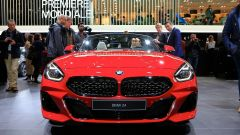 Nuova BMW Z4: in video dal Salone di Parigi 2018 - Immagine: 20