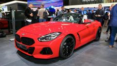 Nuova BMW Z4: in video dal Salone di Parigi 2018 - Immagine: 21