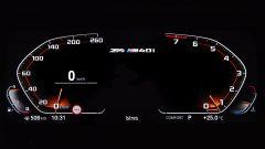 Nuova BMW Z4 roadster 2019, il quadro strumenti