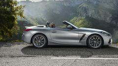 Nuova BMW Z4 roadster 2019