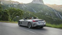 Nuova BMW Z4 roadster