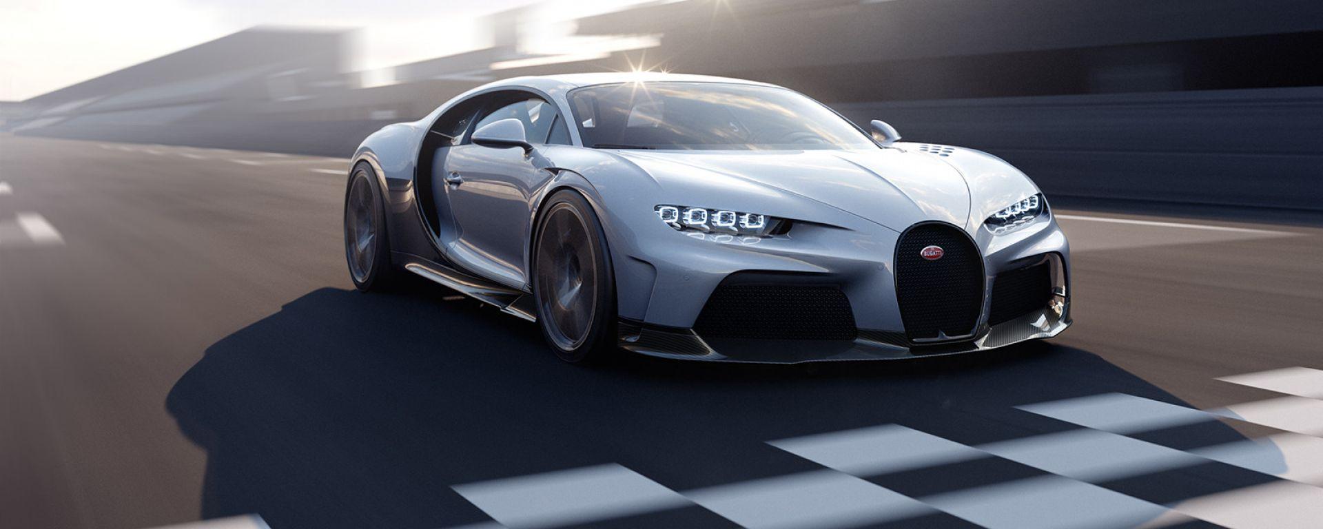 Nuova Bugatti Chiron Super Sport: l'ultima nata nell'atelier di Molsheim