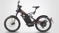 Nuova Bultaco Albero la moto-bici Cafe Racer
