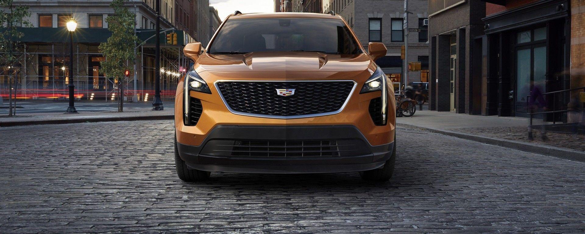Nuova Cadillac XT4: SUV compatta made in USA