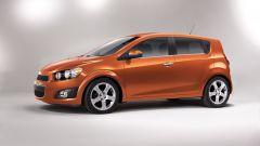 Nuova Chevrolet Sonic/Aveo - Immagine: 20