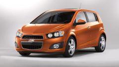 Nuova Chevrolet Sonic/Aveo - Immagine: 21